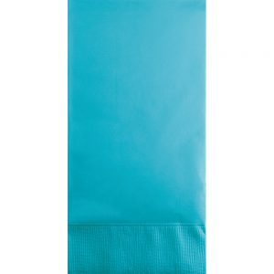 Bermuda Blue Guest Towels 3Ply 192 Ct