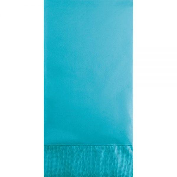 Bermuda Blue Guest Towels 3Ply 192 Ct