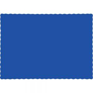 Cobalt Paper Placemats 600 Ct