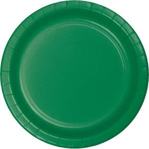 Emerald Green Party Tableware