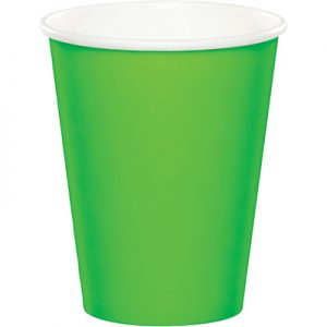 Fresh Lime Hot/Cold Cups 9Oz. 240 Ct