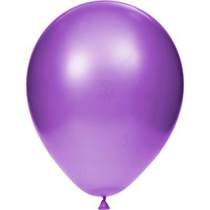 "Amethyst 12"" Latex Balloons 180 Ct"