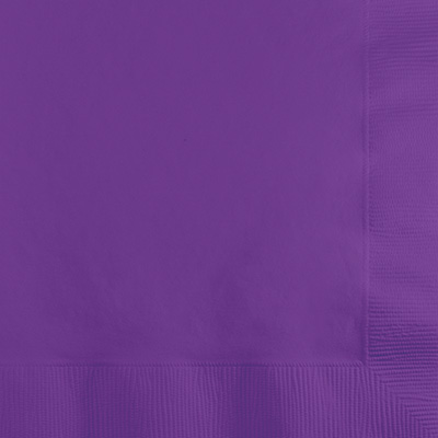 Amethyst Beverage Napkins 2Ply 600 Ct