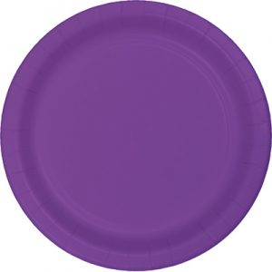 "Amethyst Paper Dinner Plates 10.25"" 240 Ct"