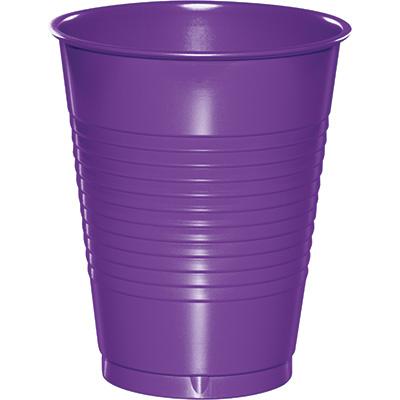 Amethyst Premium Plastic Cups 16 Oz 240 Ct