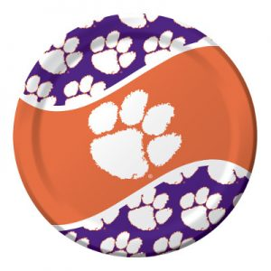 Clemson Party Supplies