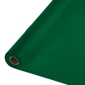 "Hunter Green Banquet Roll 40"" X 100' 1 Ct"