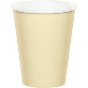 Ivory Hot/Cold Cups 9Oz. 240 Ct
