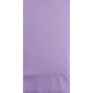 Luscious Lavender Guest Towels 3Ply 192 Ct