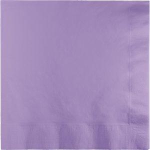 Luscious Lavender Beverage Napkins 2Ply 600 Ct