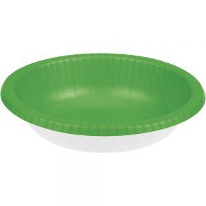 Fresh Lime Paper Bowls 20 Oz. 200 Ct
