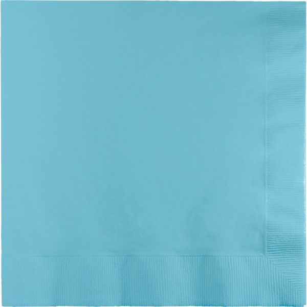 Pastel Blue Lunch Napkins 3Ply 500 Ct