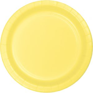 "Mimosa Paper Lunch Plates 9"" 240 Ct"