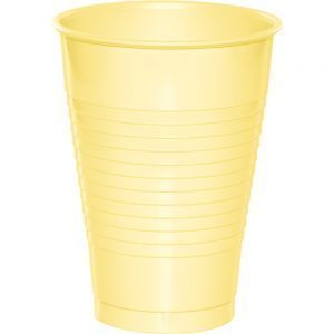 Mimosa Plastic Cups 12 Oz. 240 Ct