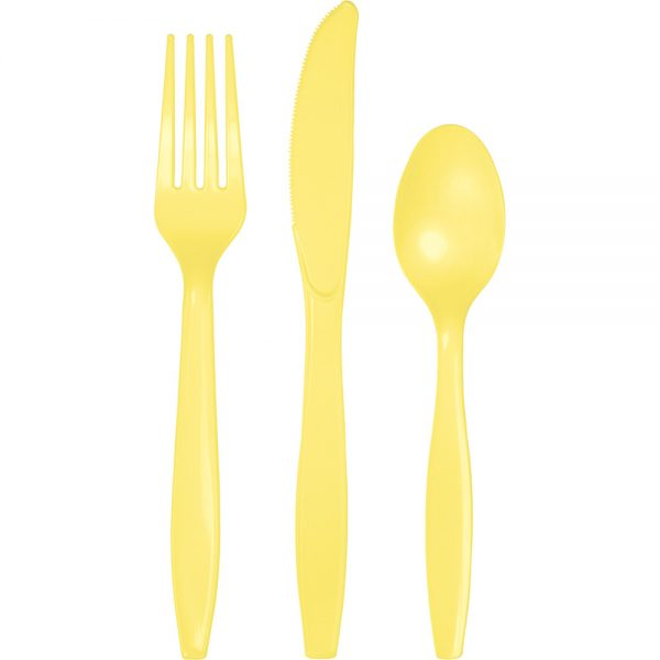 Mimosa Premium Cutlery Asst 288 Ct