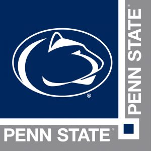 Pennsylvania State University Beverage Napkin 240 Ct