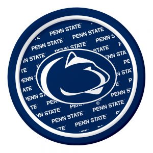 Pennsylvania State University Luncheon Plate 96 Ct