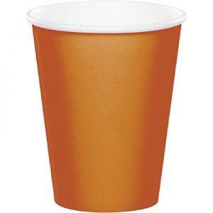 Pumpkin Spice Hot/Cold Cups 9oz. 240 Ct