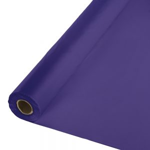 "Purple Banquet Roll 40"" X 100' 1 Ct"
