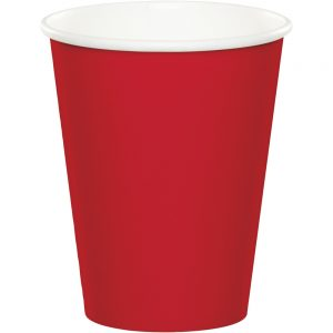 Classic Red Hot/Cold Cups 9Oz. 240 Ct
