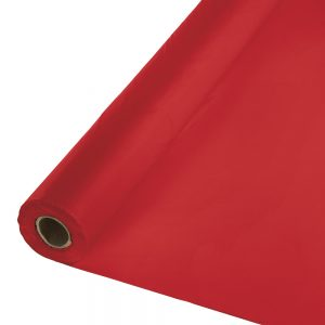 "Classic Red Banquet Roll 40"" X 100' 1 Ct"