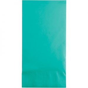Teal Lagoon Guest Towels 3Ply 192 Ct