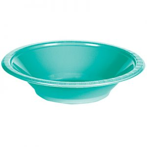 Teal Lagoon Plastic Bowls 12 Oz. 240 Ct