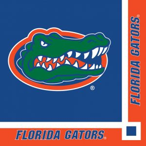 University Of Florida Beverage Napkin 240 Ct