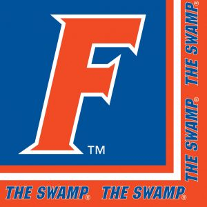 University Of Florida Luncheon Napkin 240 Ct