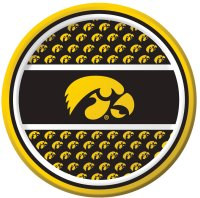 University of Iowa Party Supplies