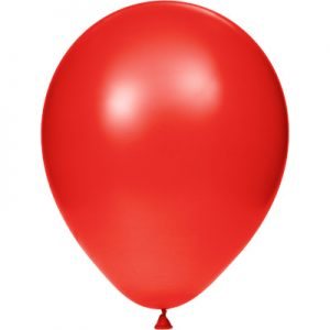 "Classic Red 12"" Latex Balloons 180 Ct"