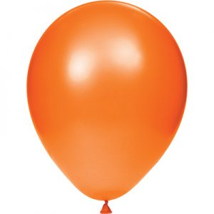 "Sunkissed Orange 12"" Latex Balloons 180 Ct"