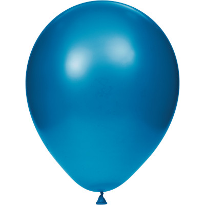"Cobalt Blue 12"" Latex Balloons 180 Ct"