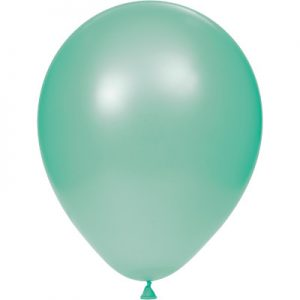 "Fresh Mint 12"" Latex Balloons 180 Ct"