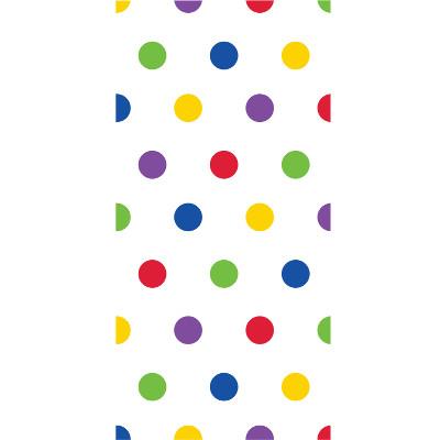 Cello Bags - Multicolor Dots 240 Ct