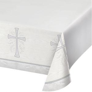 religious tablecover