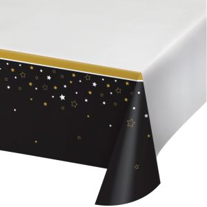 graduation or retirement party tablecover