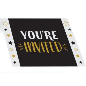 retirement or graduation invitations