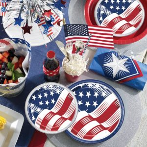 Patriotic Theme Parties