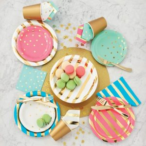 Foil Party Tableware